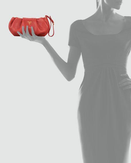Daino Wristlet, Rosso