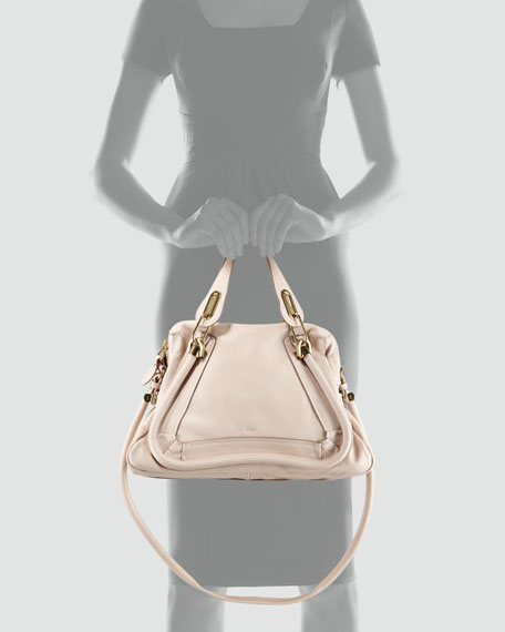 Paraty Medium Shoulder Bag, Flannel