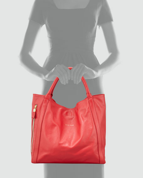 Harriet Leather Tote Bag