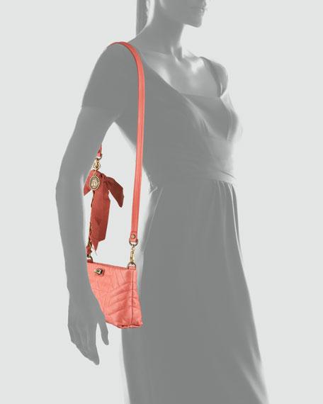 Happy Pocket Shoulder Bag, Pink