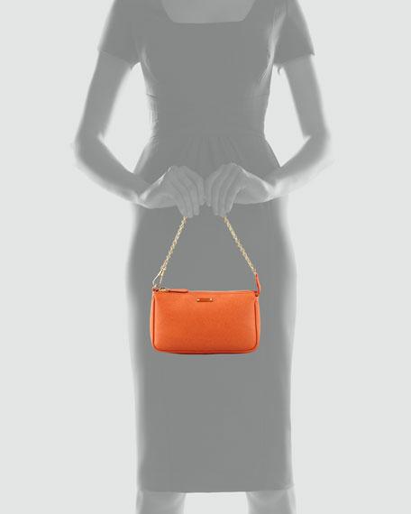Crayon Pouchette Bag, Orange
