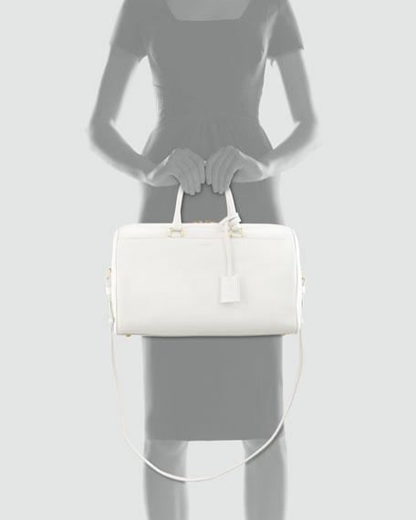 Medium Classic Duffel Bag, Off White