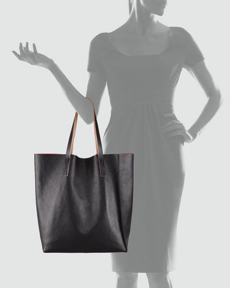 Lambskin Shopper
