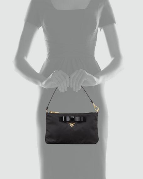 Tessuto Mini Shoulder Bag