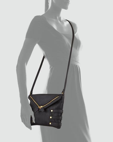 Diane Crossbody Clutch Bag, Black