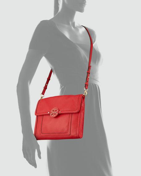 Amanda E-Tablet Crossbody Bag, Lobster