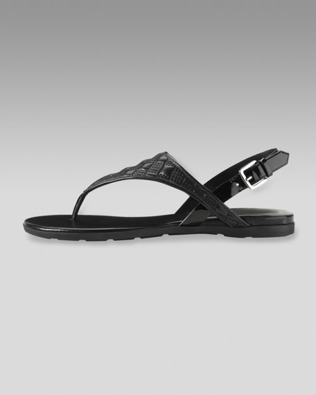 Air Tali Quilted Sandal