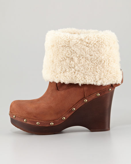 Carnagie  Wedge Boot