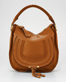 Chloe Marcie Hobo Bag, Medium
