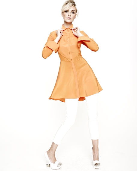 Long-Sleeve Tunic