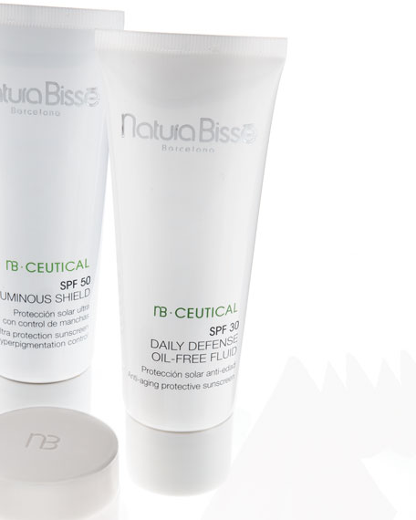 NB Ceutical Daily Defense Oil-Free Fluid SPF 30