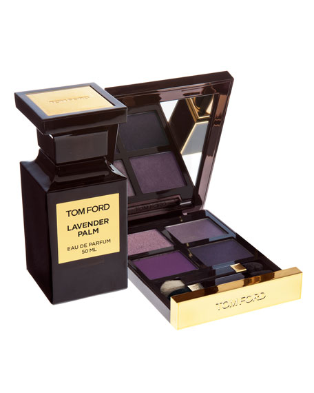 Tom Ford Beauty Eye Color Quad, Violet Dusk