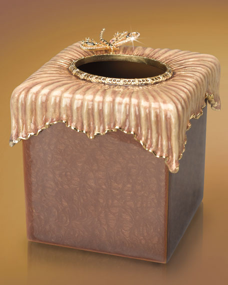 Blush Tissue Holder