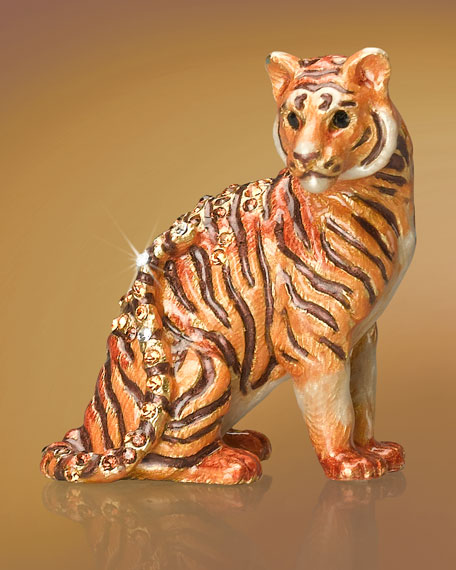 """Anthony"" Tiger Mini Figurine"