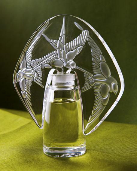"""Hirondelles"" Perfume Bottle"