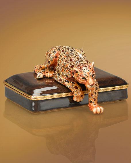 Crouching Leopard Box
