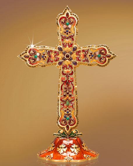 """""""Nicolo"""" Tapestry Cross Objet"""