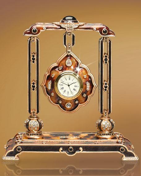 """Harrison"" Hanging Pendant Clock"