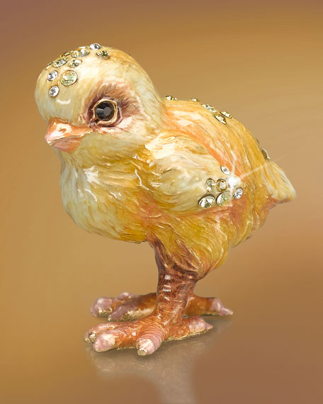 """""""Glen"""" Chick Mini Figurine"""