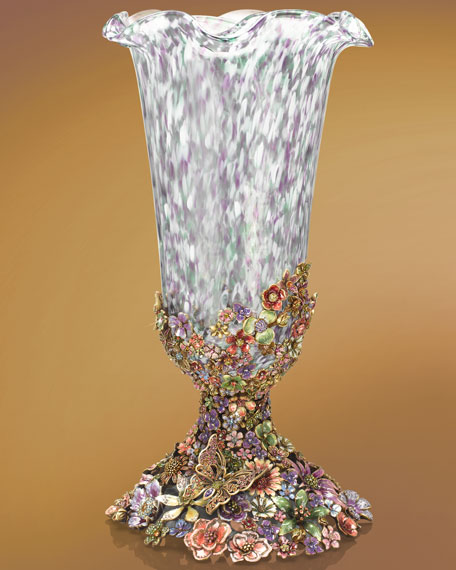 """Haruko"" Cluster Flower Vase"