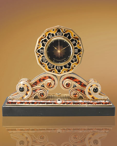 """Ellsworth"" Clock"