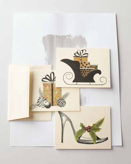 Fashion Holiday Cards