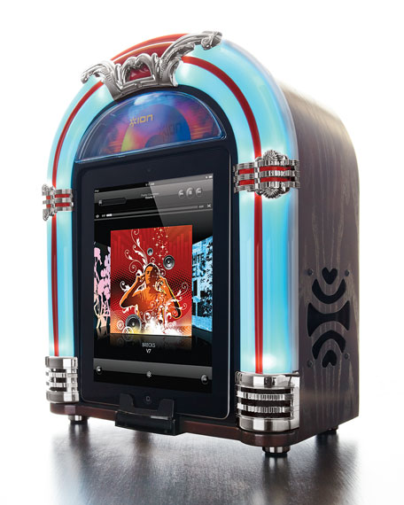 Jukebox Dock for iPad & iPhone