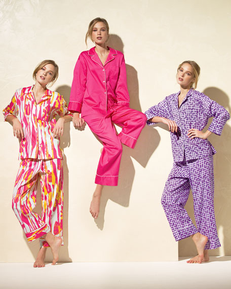 Saya Sateen Pajamas