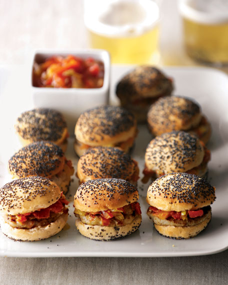 Mini Turkey Sliders