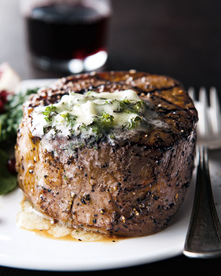 Four 6-Ounce Steak Filets