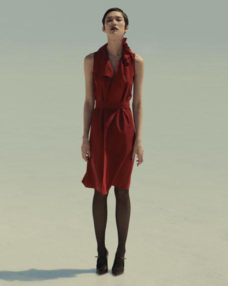 Camille Ruffled Dress