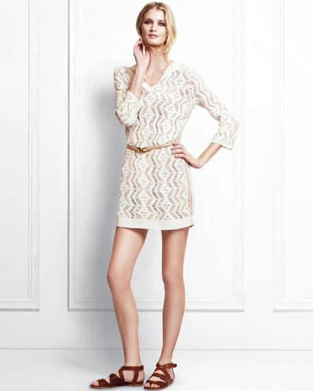 Sloane Crochet Dress