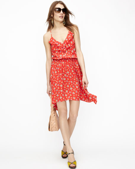 Summer Blossom Dress