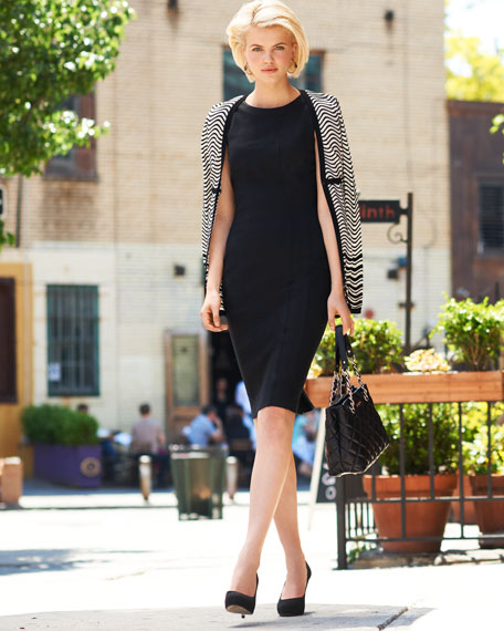 Knit Slim Dress