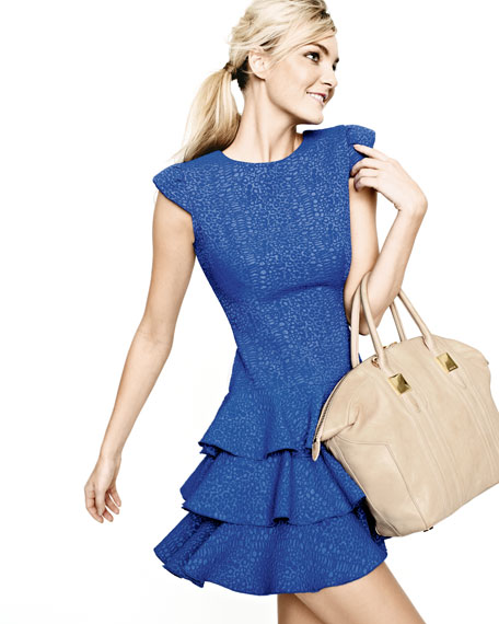 Ginta Drop-Waist Dress