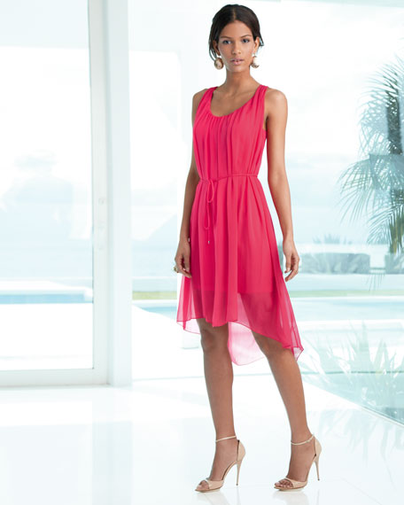 Harper High-Low Dress