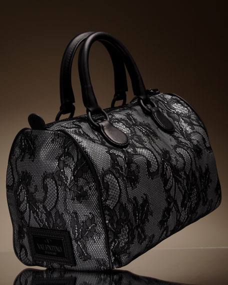 Day Lace Medium Duffle