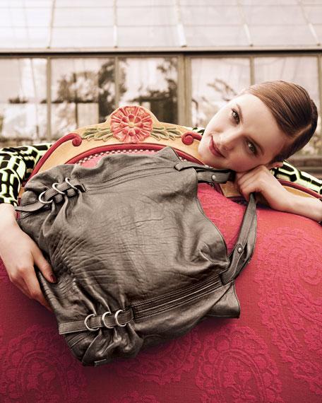 Metallic Monroe Bag