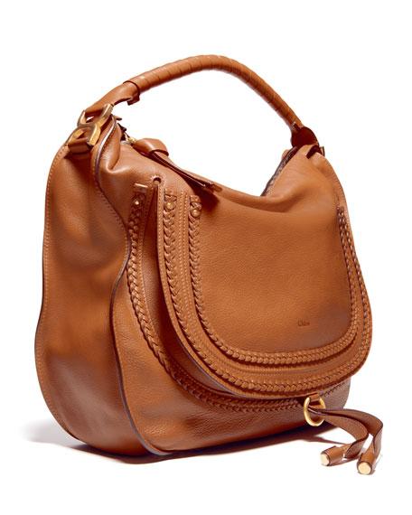 Chloe Marcie Hobo Bag