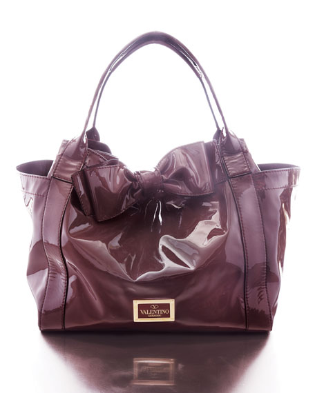Landscapes Bow Tote, Large