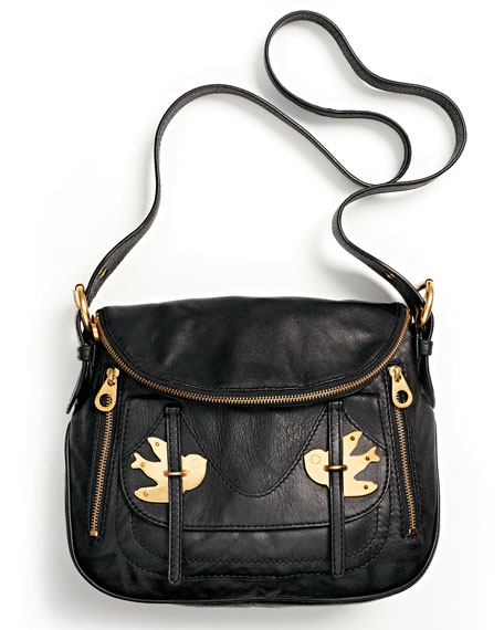 Petal to the Metal Natasha Crossbody Bag