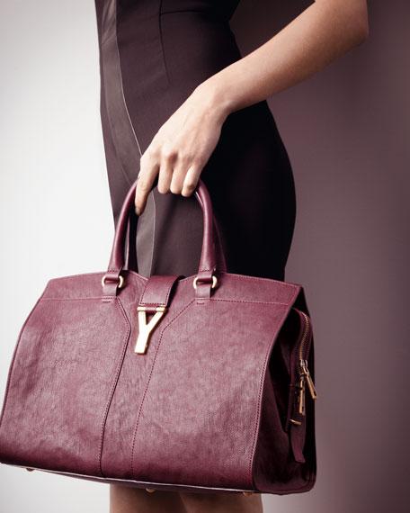 Yves Saint Laurent ChYc East-West Ranch Bag, Medium