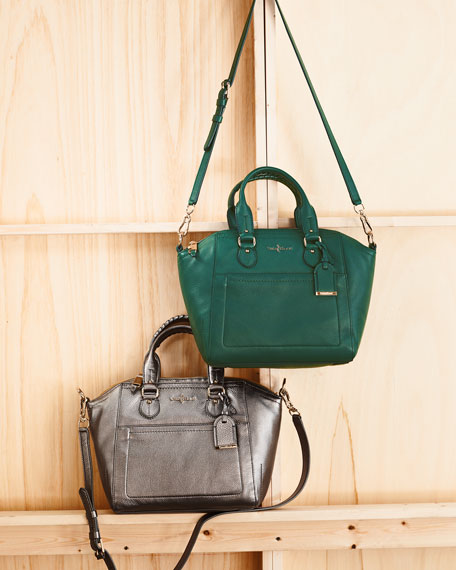 Linley Small Satchel Bag