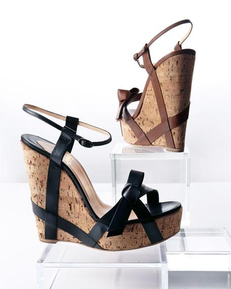 Miss Cristo Platform Sandal