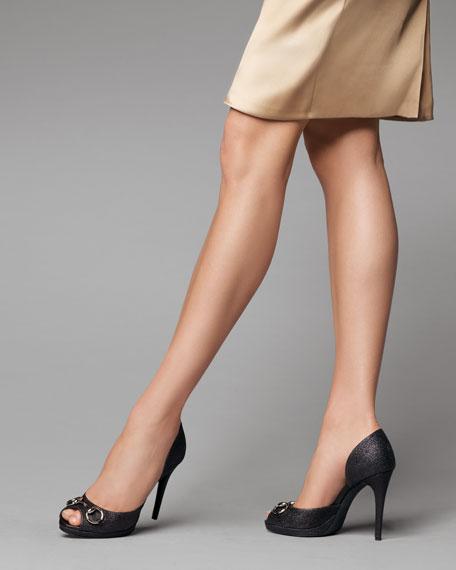 New Hollywood High-Heel d'Orsay Sandal