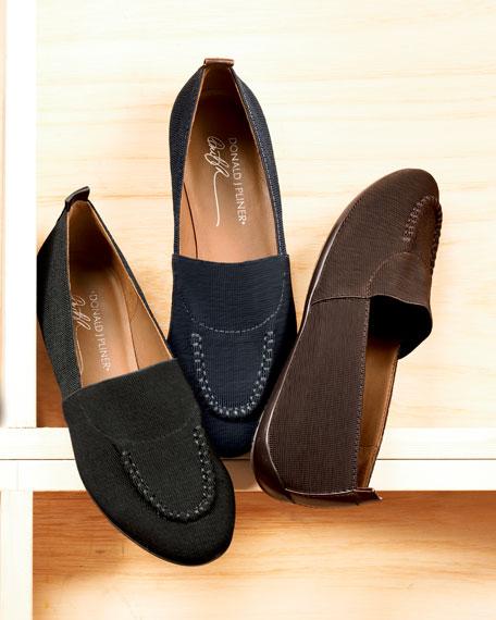 Hema Elastic Slip-On Loafer
