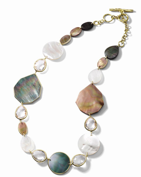 Ondine Multi-Station Necklace