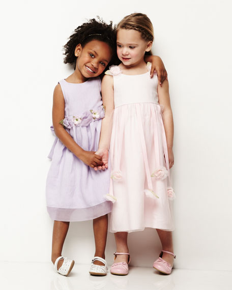 June Floral Sleeveless Dress