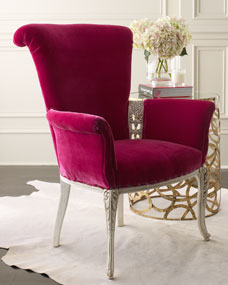 Jeff Zimmerman Collection By Key City Quot Sonia Quot Chair