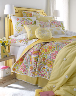 "Dena Home ""Sunbeam"" Bed Linens"